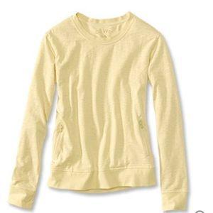 ☂️ORVIS Sunwashed Crewneck Sweatshirt
